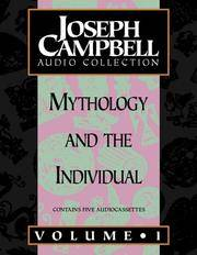 image of Joseph Campbell Collection: Mythology and the Individual: Volume 1 (Joseph Campbell Audio Collection)