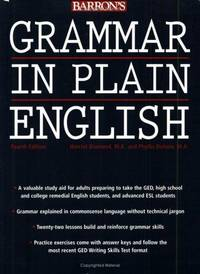 Grammar in Plain English by  Phyllis  Harriet; Dutwin - Paperback - 2005-08-01 - from Gulf Coast Books (SKU: 0764128876-11-17624322)
