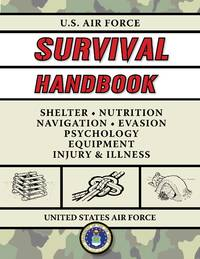 U S AIR FORCE SURVIVAL HANDBK