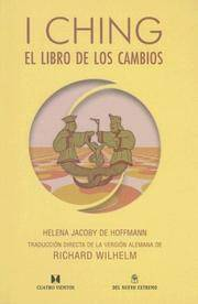 image of I Ching: El Libro de los Cambios (Spanish Edition) by Wilhelm, Richard; Jacob...