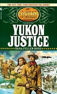 image of Yukon Justice (G K Hall Large Print Book Series)