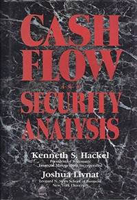 Cash Flow and Security Analysis by  Joshua  Kenneth S.;Livnat - Hardcover - Later Printing - 1992 - from Martin Lanaux, Bookseller and Biblio.co.uk