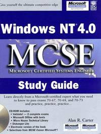 Windows NT 4.0 : MCSE Study Guide