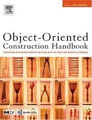 OBJECTED ORIENTED CONSTRUCTION HANDBOOK