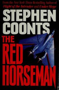 JAKE GRAFTON: THE RED HORSEMAN by  Stephen Coonts - First Edition; First Printing - 1993 - from Novel Ideas Books (SKU: 80356)