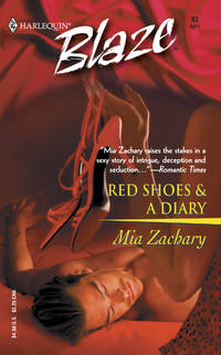 Red Shoes & A Diary (Harlequin Blaze #83)