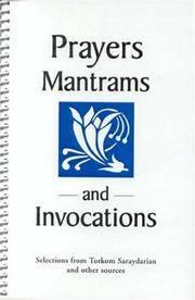 PRAYERS, MANTRAMS & INVOCATIONS