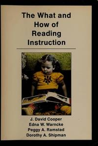 The What and How of Reading Instruction.