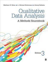 Qualitative Data Analysis: A Methods Sourcebook