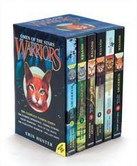 image of Warriors: Omen of the Stars Box Set: Volumes 1 to 6