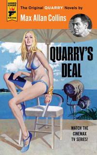 Quarry's Deal (a.k.a. The Dealer) - Quarry vol. 3