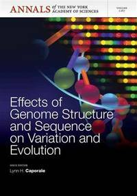 Effects of Genome Structure & Sequence on the Generation of Variation and Evolution