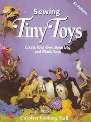 Sewing Tiny Toys