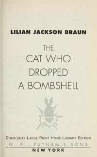 image of The Cat Who Dropped a Bombshell