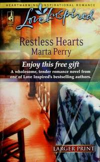 Restless Hearts (Love Inspired) by Marta Perry - Paperback - 2008-08-03 - from Books Express and Biblio.co.uk