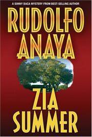 Zia Summer by Rudolfo Anaya; Rudolfo A. Anaya - Paperback - from allianz and Biblio.co.uk