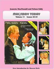 Mac/Eddy Today: Jeanette MacDonald and Nelson Eddy Magazine Compilations, Volume 11; Issues 42-45