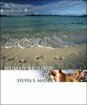 Human Biology by  Sylvia S Mader - Paperback - 8th ed - 2003 - from Red Rover Do Over (SKU: Alibris.0026064)