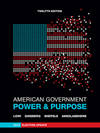 image of American Government: Power and Purpose (Full Twelfth Edition, 2012 Election Update (with policy chapters))