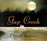 image of Gap Creek (Oprah's Book Club)