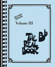 image of The Real Book: Bb: Vol 3