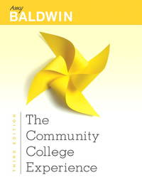 The Community College Experience (3rd Edition)