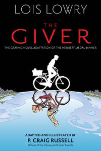 image of The Giver (Graphic Novel) (1) (Giver Quartet)