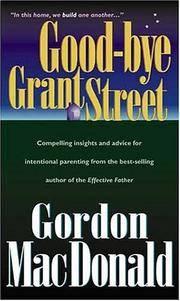 Good-Bye, Grant Street (Living Books)