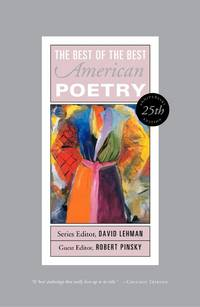 The Best of the Best American Poetry: 25th Anniversary Edition