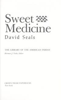image of Sweet Medicine (Library of the American Indian)
