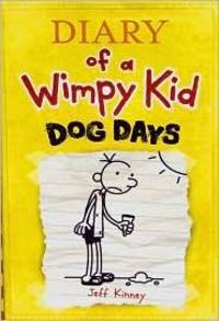 Diary of a Wimpy Kid:  Dog Days by Jeff Kinney - from Better World Books  (SKU: GRP107305317)