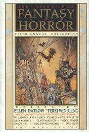 The Year's Best Fantasy and Horror (Fifth Annual Collection) : The Beautiful Uncut Hair of...