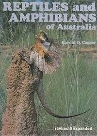Reptiles and Amphibians of Australia.