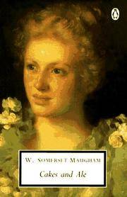 Cakes and Ale (Penguin Twentieth-Century Classics) by W. Somerset Maugham - Paperback - from Discover Books (SKU: 3359120215)