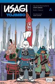 Usagi Yojimbo Book 2