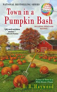 Town in a Pumpkin Bash (CANDY HOLLIDAY MYSTERY)