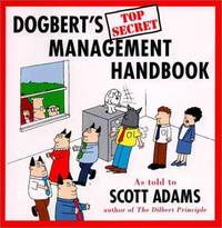 Dogbert's Top Secret Management Handbook by Scott Adams - Hardcover - November 1996 - from RAW Books (SKU: 14065)