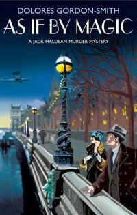 As if by Magic (Jack Haldean Murder Mysteries)