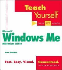 Teach Yourself« Microsoft« Windows« Me (Sams Teach Yourself)