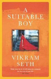 A Suitable Boy by  Vikram [Autor] Seth - Paperback - 2004-08-23 - from Librería Albatros (SKU: 9027304)