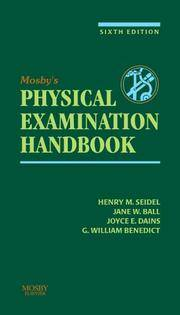 Mosby's Guide to Physical Examination: An Interprofessional Approach
