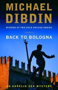 Back To Bologna - an Aurelio Sen Mystern