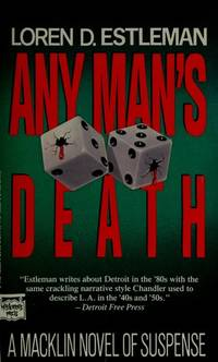 image of Any Man's Death (Peter Macklin, The Nine-to-Five Killer, Book 3)