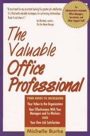 Valuable Office Professional, The