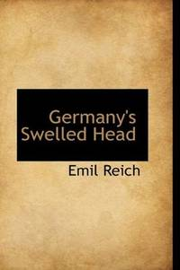 Germany's Swelled Head