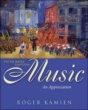 Music: An Appreciation Brief Edition with Multimedia Companion