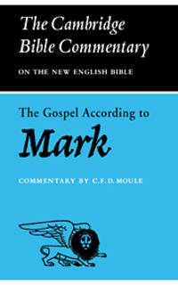 CBC: Gospel According to Mark (Cambridge Bible Commentaries on the New Testament)