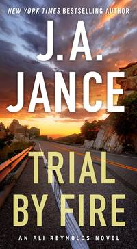 image of Trial by Fire: A Novel of Suspense (5) (Ali Reynolds Series)