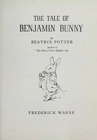 The Tale of Benjamin Bunny (Potter 23 Tales)