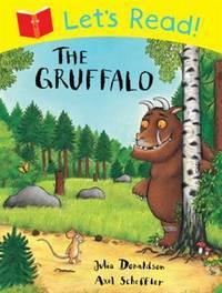 Lets Read! The Gruffalo